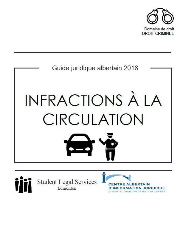 Infraction a la circulation